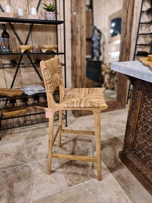 Chaise de bar SEAGRASS