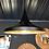 Thumbnail: Suspension noire cuivre pointue
