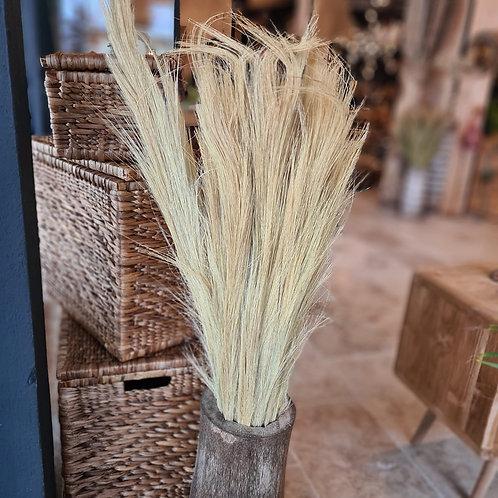 Déco artisanale fibre naturel