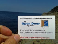 Corrachadh Mor -The Open Door gets everywhere!