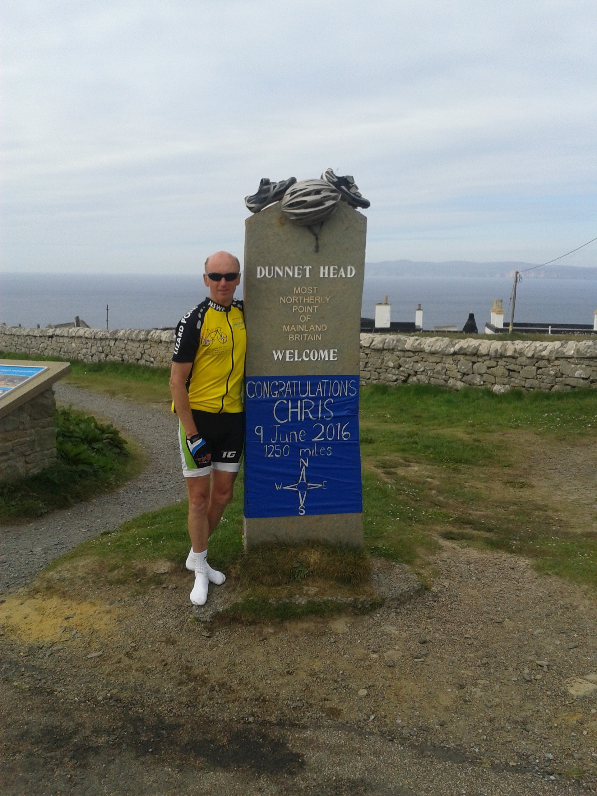 Dunnet Head - Challenge completed!