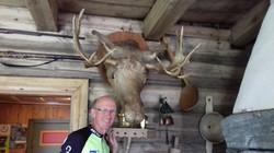 Chris got fond of Moose's!!