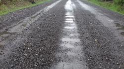 Potholes - the Bike's worst nightmare!