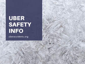 How to report a safety incident to Uber