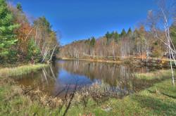Lac tout près