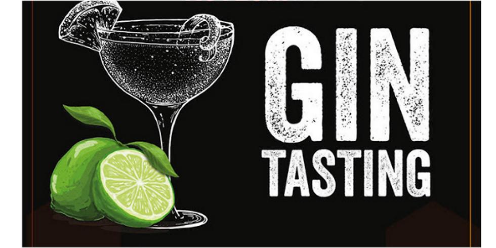Craft Gin at Asylum#1