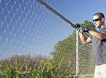 Chain Link Fence Installer