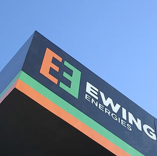 Ewing Gas Station