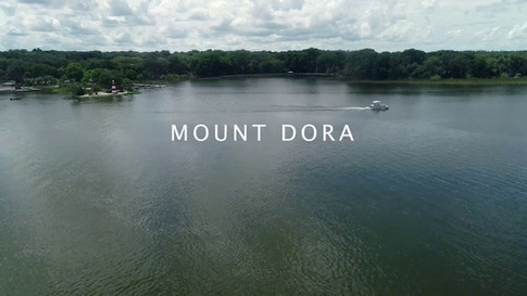 Welcome to Mount Dora
