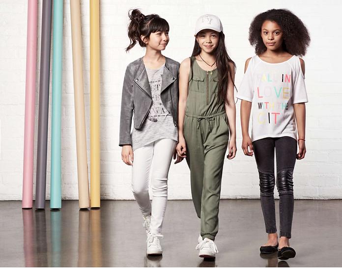 h&m Kids cast by Crowdshot