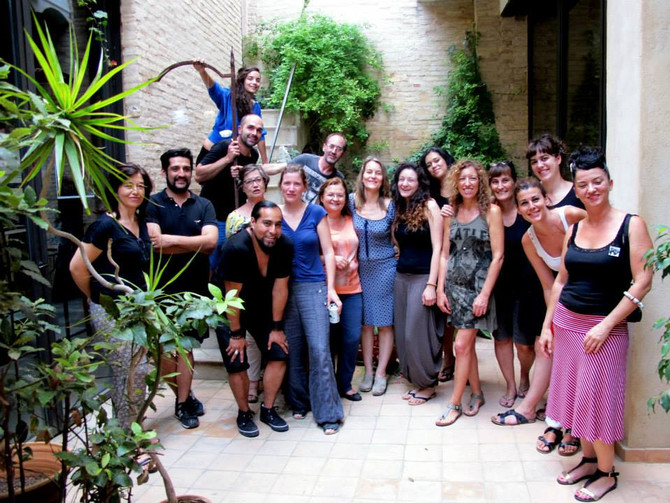 Workshop de Jorge Manilla