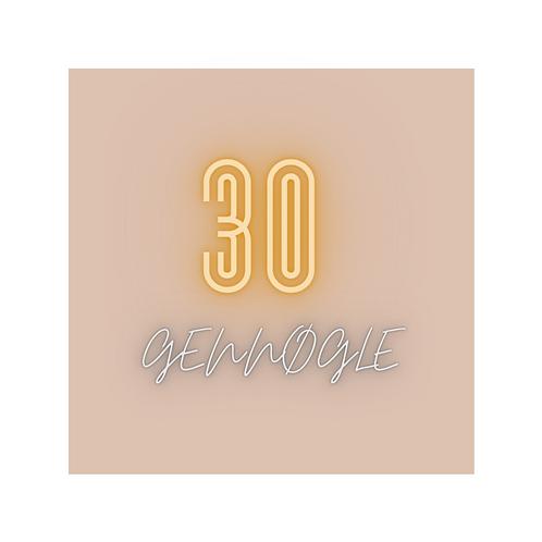 30 GenNøgle - himmelsk ild (PDF)