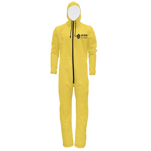 MyMask Movement Hazmat Suit