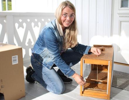 Dyrebeskyttelsen på kattejakt i Skotselv