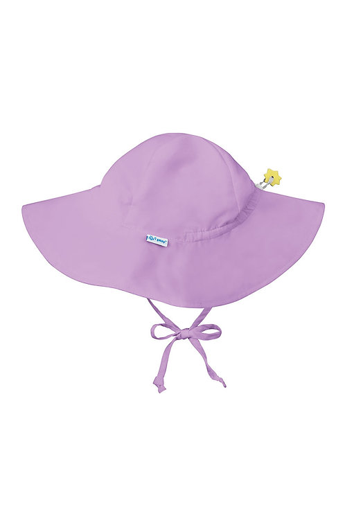 Green Sprouts Brim Sun Protection Hat Lavender