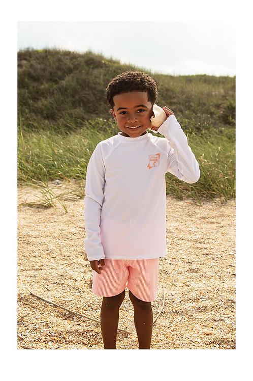 Cowbunga Boys Long Sleeve Sun Shirt and Bottom Set