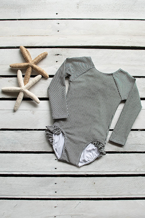Sea Explorer Long Sleeve Swimsuit