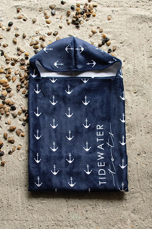 Crew Mates Youth Hooded Towel