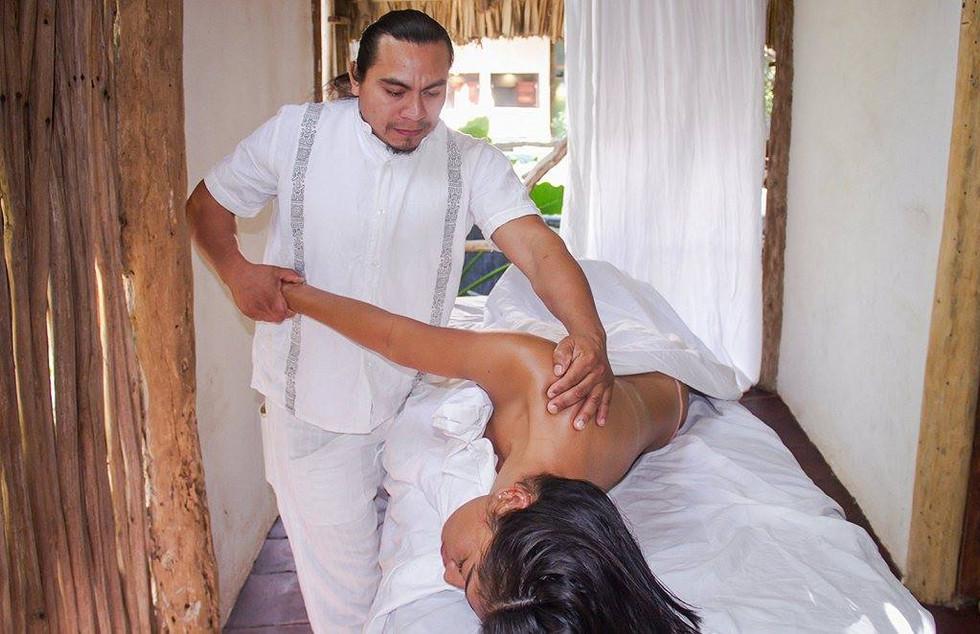 mayan massages