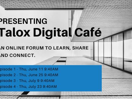Launching Talox Digital Café