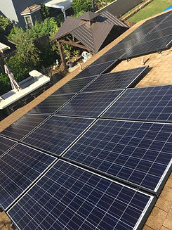 Residential Solar Cleaning Service