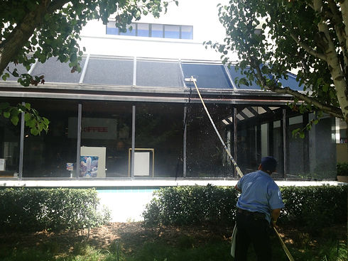 Residential Window Cleaning Service