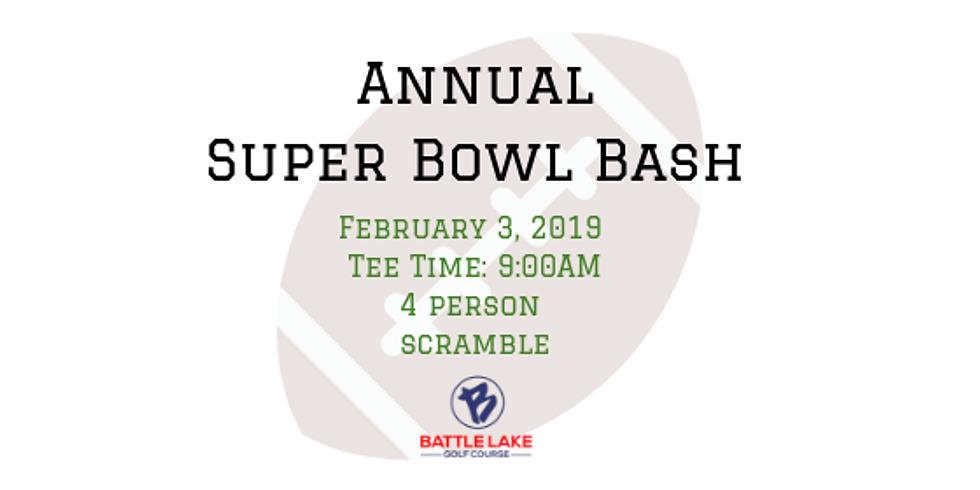 Annual Super Bowl Bash