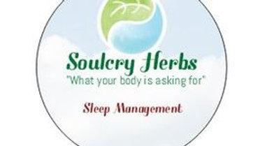 Sleep Management Oil