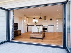 Large Bi-Folding Doors