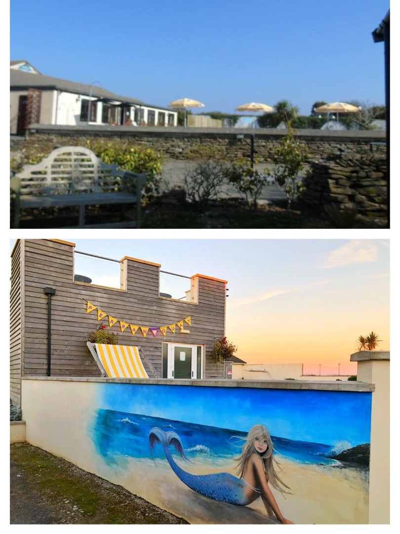 Mermaid wall before and after.jpg