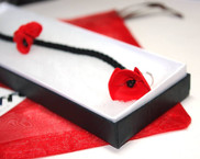 Poppies for rememberance