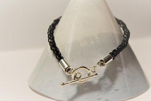 Round braid bracelet
