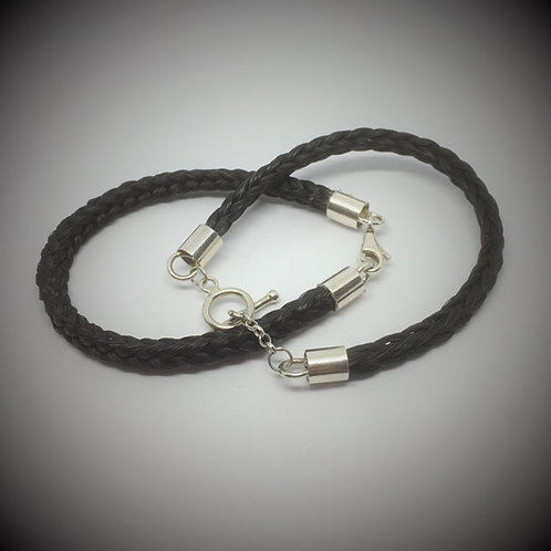 Square braid bracelet