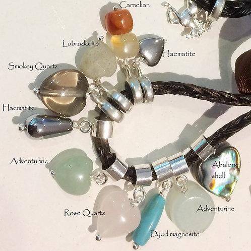 Gem stones to add to your bracelet