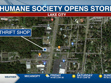 New Thrift Store Coming to Lake City
