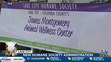 Lake City Humane Society Brings in New Administration