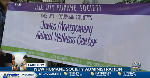 Lake City Humane Society Brings in New A