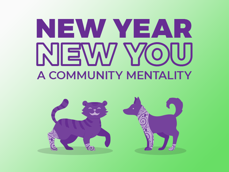 New Year, New You: A Community Mentality