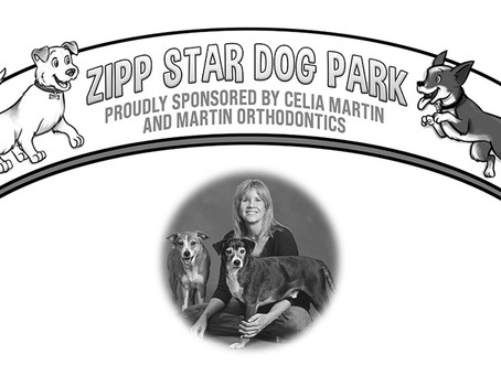 "LCHS Announces Plans for ""Zipp Starr Dog Park"""