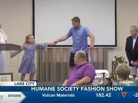 Lake City Humane Society Fashion Show 2021