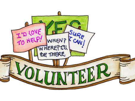 Volunteering at LCHS: A New Era