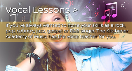 voice and singing lessons near me for kids and adults in kitchener canada