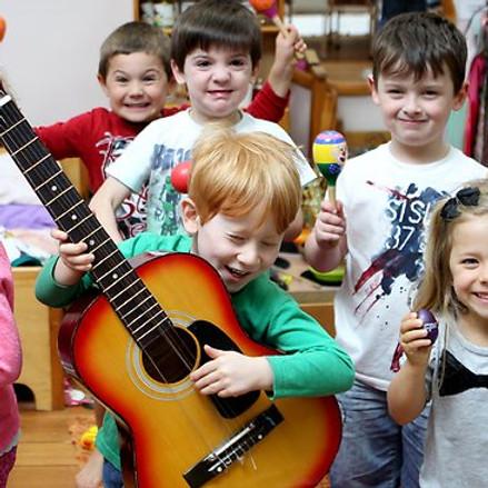 Mini Musicians Class