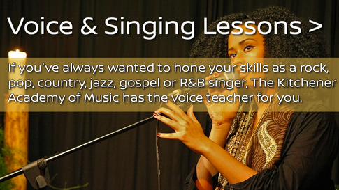 voice lessons near me for kids and adults in kitchener
