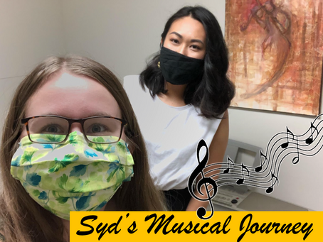 Syd's Musical Journey - Syd Learns Vocal with Beatrix