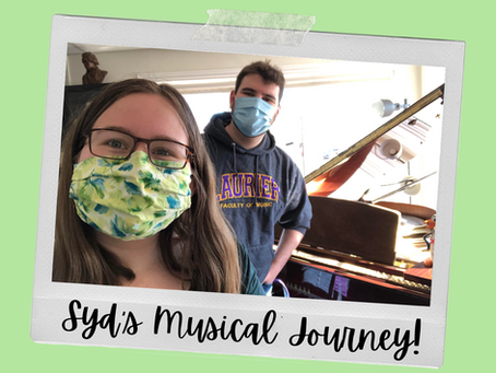 Syd's Musical Journey - Syd Learns Piano with Jack