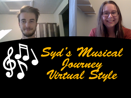 Syd's Musical Journey - Syd Learns Theory with Chris