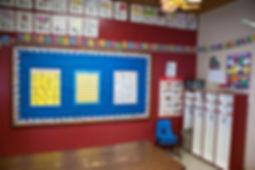 Advanced Pre-K and Kindergarten Room