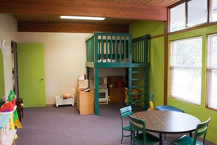 Preschool Jungle Room