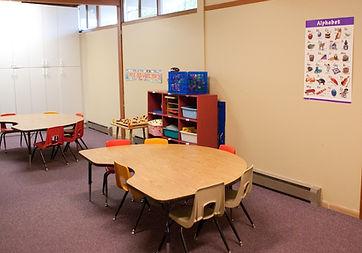 Preschool Dove's Nest